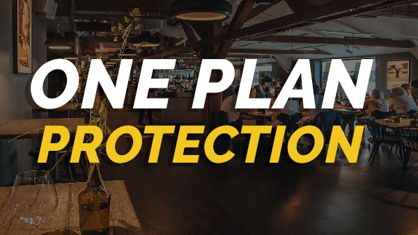 One Plan Protection With Restaurant insurance